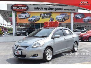 2010 Toyota Vios 1.5 (ปี 07-13) ES Sedan AT
