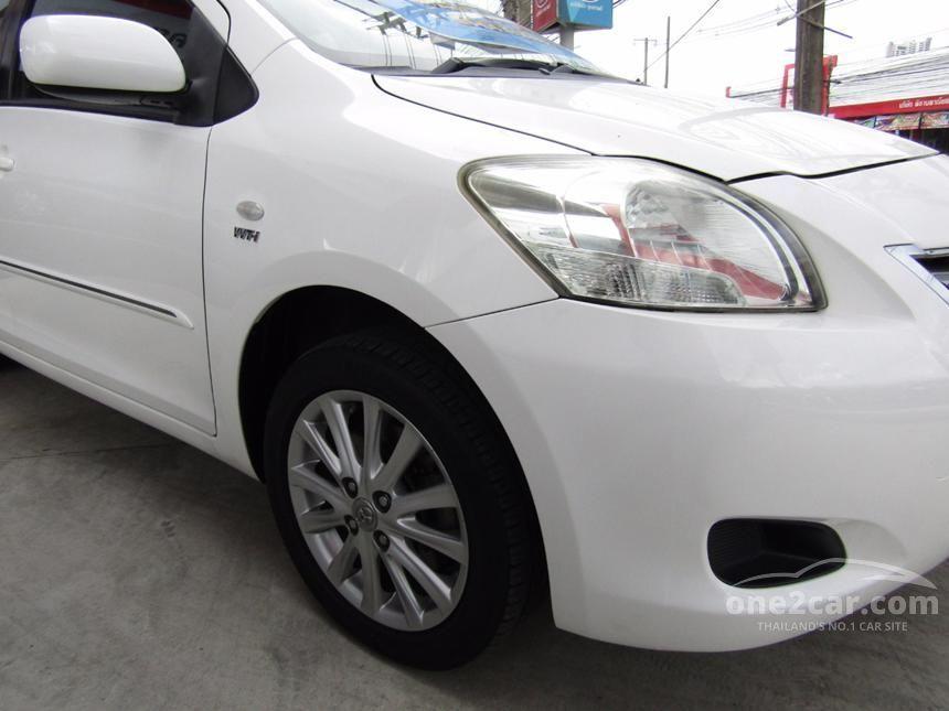 2010 Toyota Vios ES Sedan