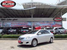 2011 Toyota Vios (ปี 07-13) ES 1.5 AT Sedan