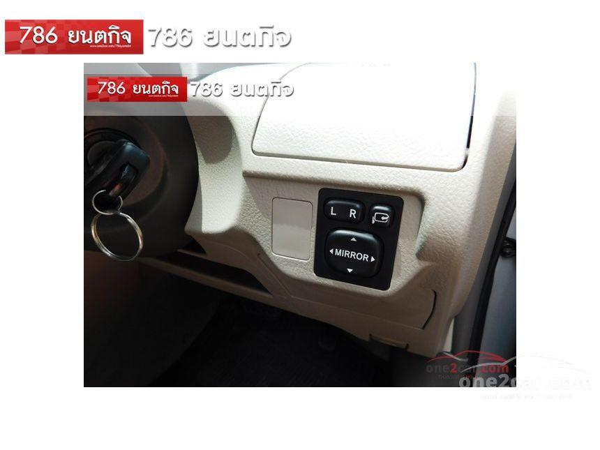 2011 Toyota Vios ES Sedan