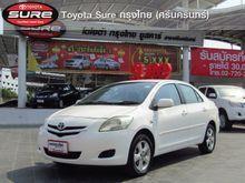 2009 Toyota Vios (ปี 07-13) ES 1.5 AT Sedan
