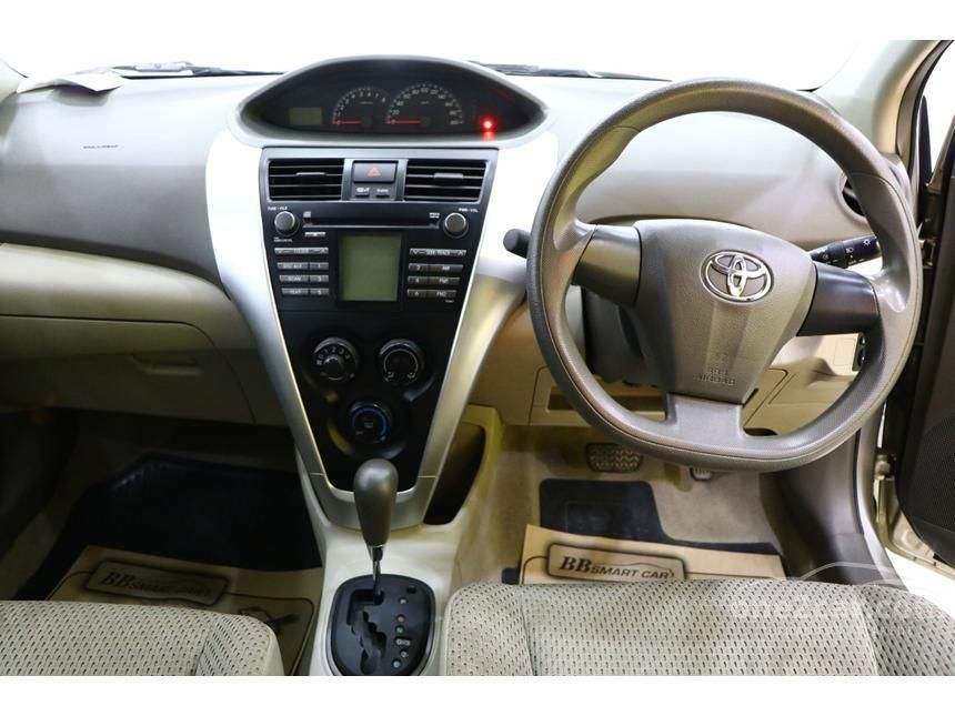 2012 Toyota Vios ES Sedan