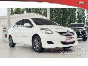 2013 Toyota Vios 1.5 (ปี 07-13) ES Sedan AT