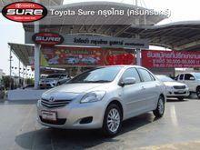2012 Toyota Vios (ปี 07-13) ES 1.5 AT Sedan