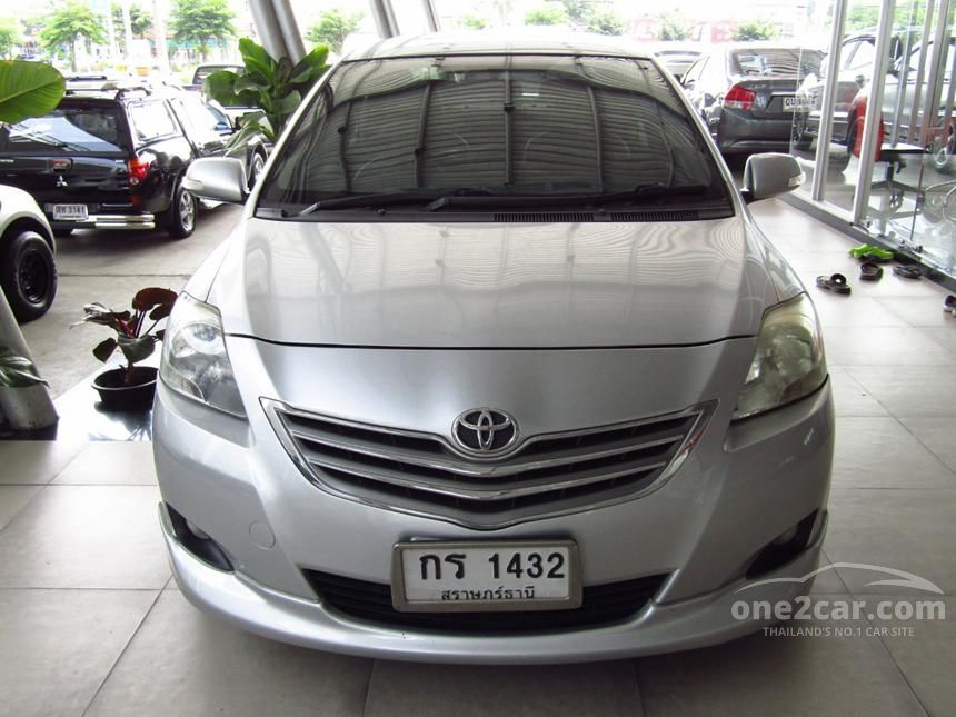 2008 Toyota Vios G Limited Sedan