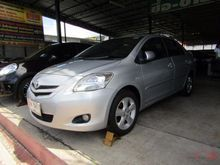 2007 Toyota Vios (ปี 07-13) G Limited 1.5 AT Sedan