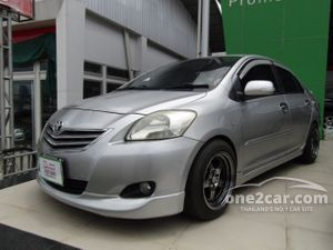 2008 Toyota Vios (ปี 07-13) G Limited 1.5 AT Sedan