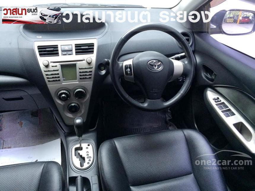 2007 Toyota Vios G Limited Sedan