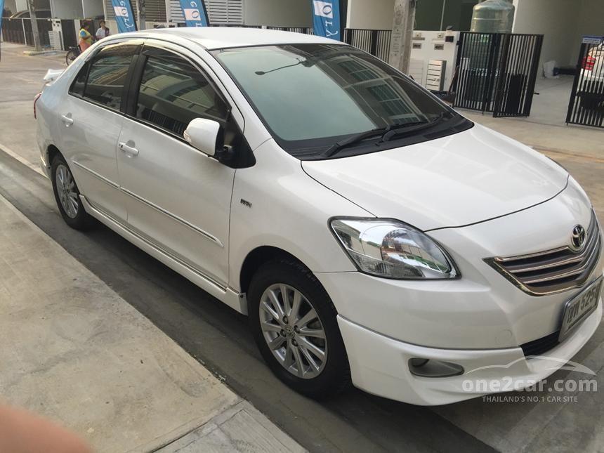 2011 Toyota Vios G Limited Sedan