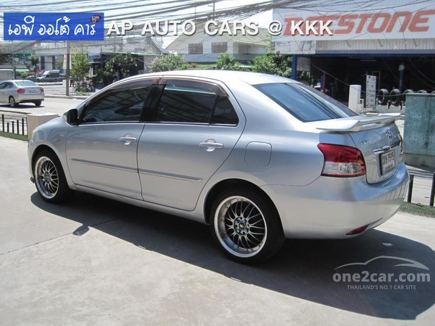 2009 Toyota Vios G Limited Sedan