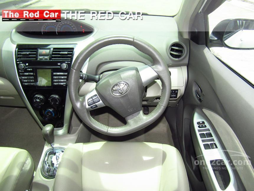 2013 Toyota Vios G Limited Sedan