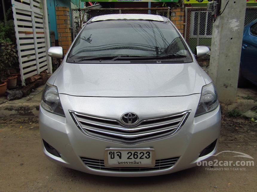 2012 Toyota Vios G Sedan