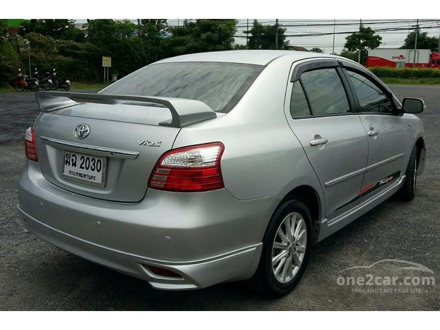 2012 Toyota Vios G Sedan