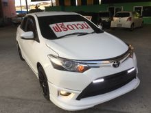 2014 Toyota Vios (ปี 13-17) G 1.5 AT Sedan