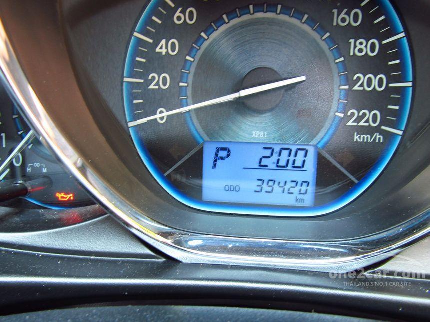 2015 Toyota Vios G Sedan