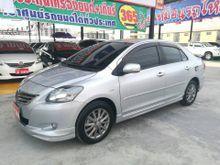 2012 Toyota Vios (ปี 07-13) G 1.5 AT Sedan