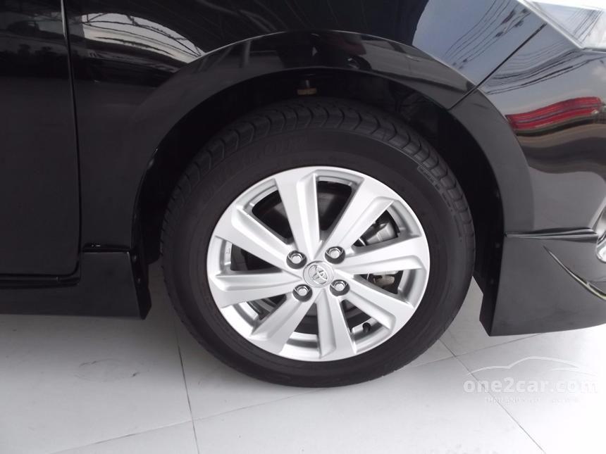 2014 Toyota Vios G Sedan