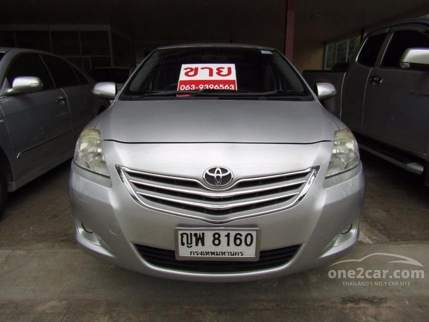 2011 Toyota Vios G Sedan