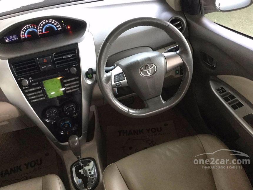 2010 Toyota Vios G Sedan