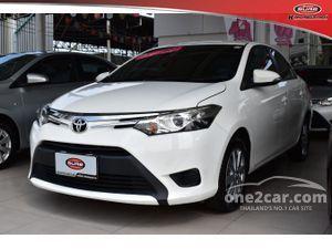 2016 Toyota Vios 1.5 (ปี 13-17) G Sedan AT