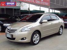 2007 Toyota Vios (ปี 07-13) G 1.5 AT Sedan
