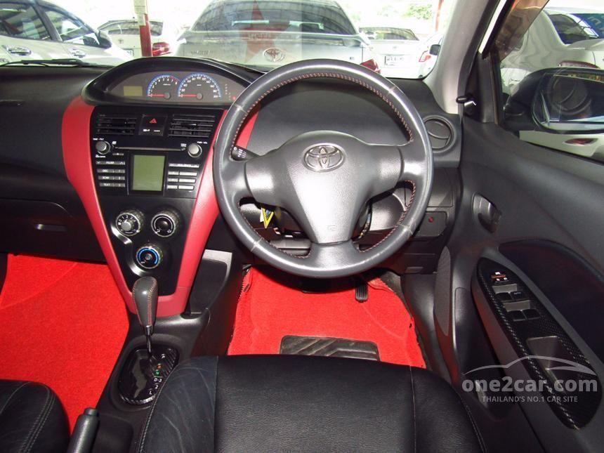 2009 Toyota Vios GT Sedan