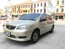2003 Toyota Vios (ปี 02-07) J 1.5 MT Sedan