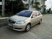 2006 Toyota Vios (ปี 02-07) J 1.5 MT Sedan