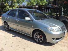 2007 Toyota Vios (ปี 02-07) J 1.5 AT Sedan