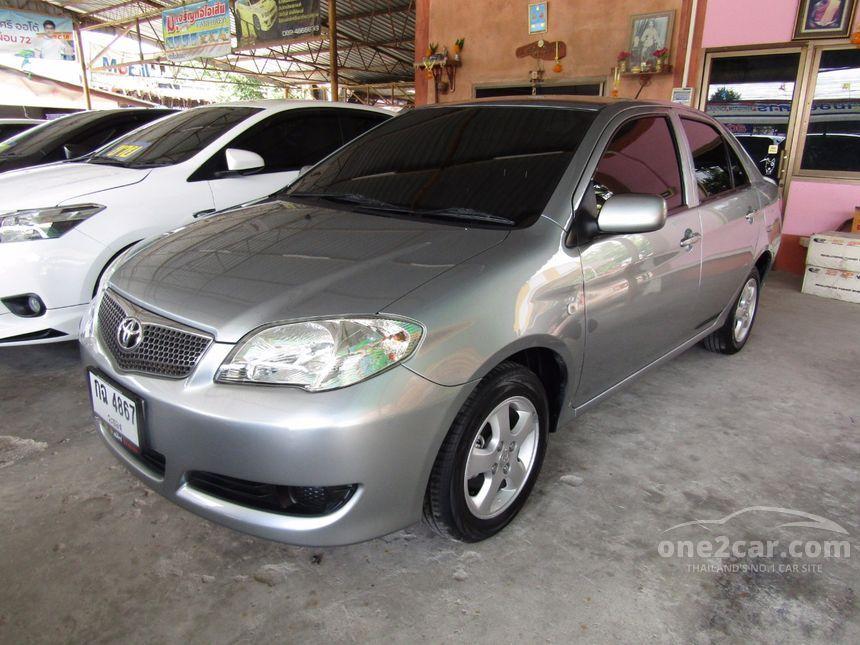 2006 Toyota Vios J Sedan
