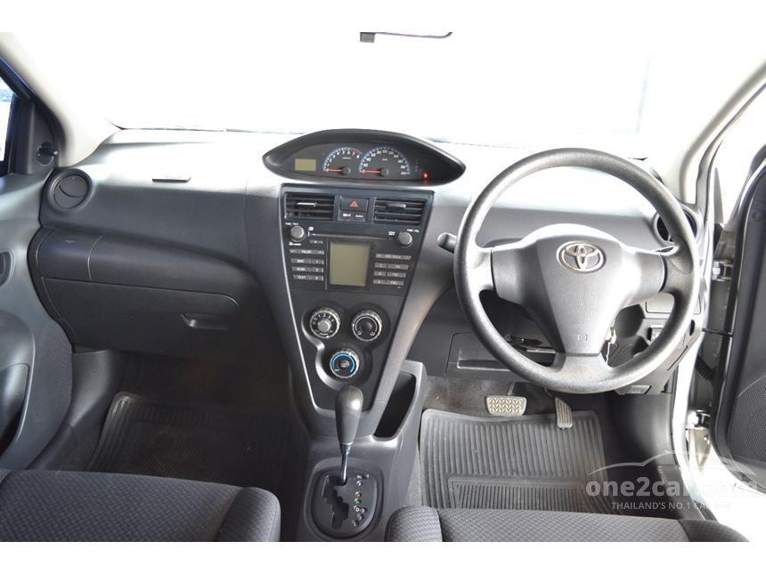 2008 Toyota Vios J Sedan