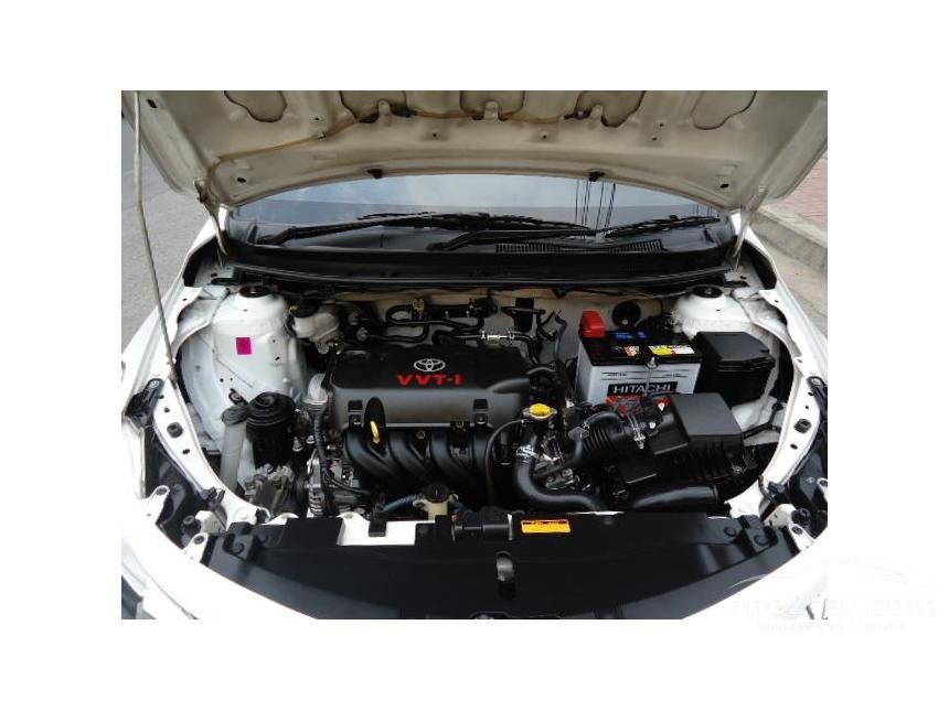 2013 Toyota Vios J Sedan