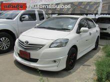 2013 Toyota Vios (ปี 07-13) J 1.5 MT Sedan