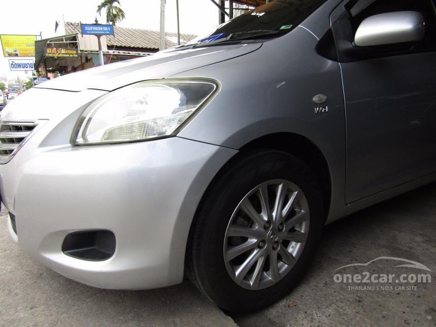 2007 Toyota Vios J Sedan