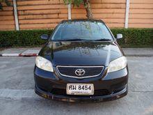 2005 Toyota Vios (ปี 02-07) J 1.5 AT Sedan