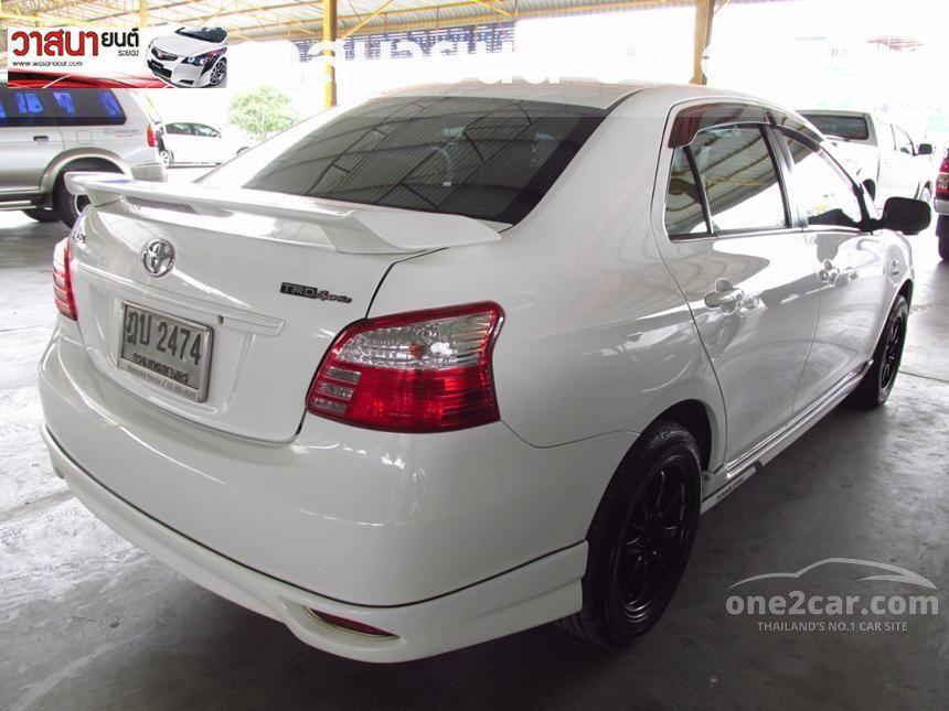2010 Toyota Vios J Sedan