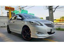 2011 Toyota Vios (ปี 07-13) J 1.5 MT Sedan