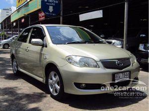 2006 Toyota Vios 1.5 (ปี 02-07) J Sedan MT