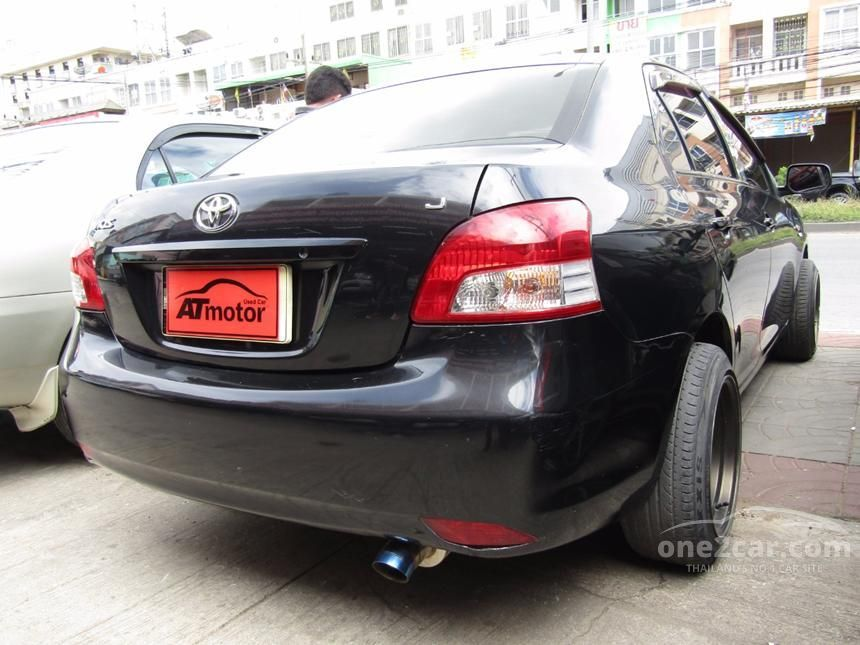 2008 Toyota Vios J Sedan
