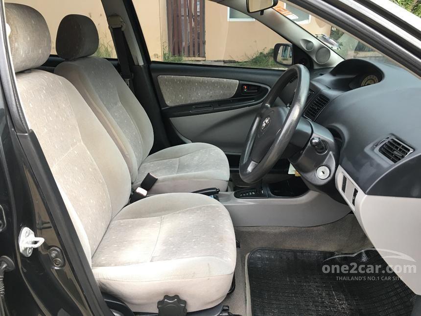 2005 Toyota Vios J Sedan