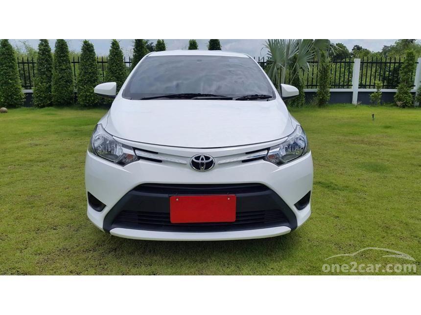 2015 Toyota Vios J Sedan