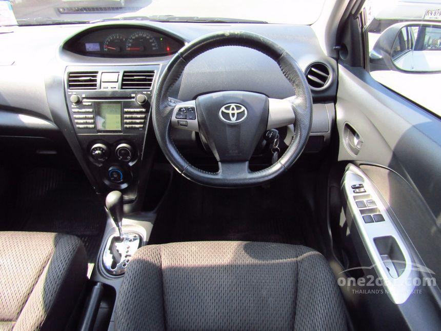 2011 Toyota Vios J Sedan