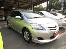2009 Toyota Vios (ปี 07-13) J 1.5 MT Sedan