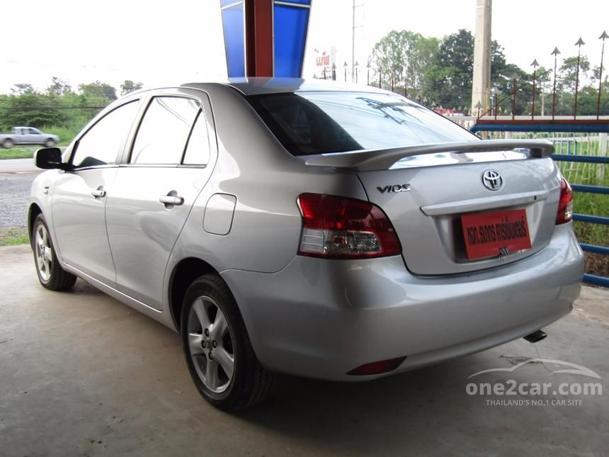 2009 Toyota Vios J Sedan