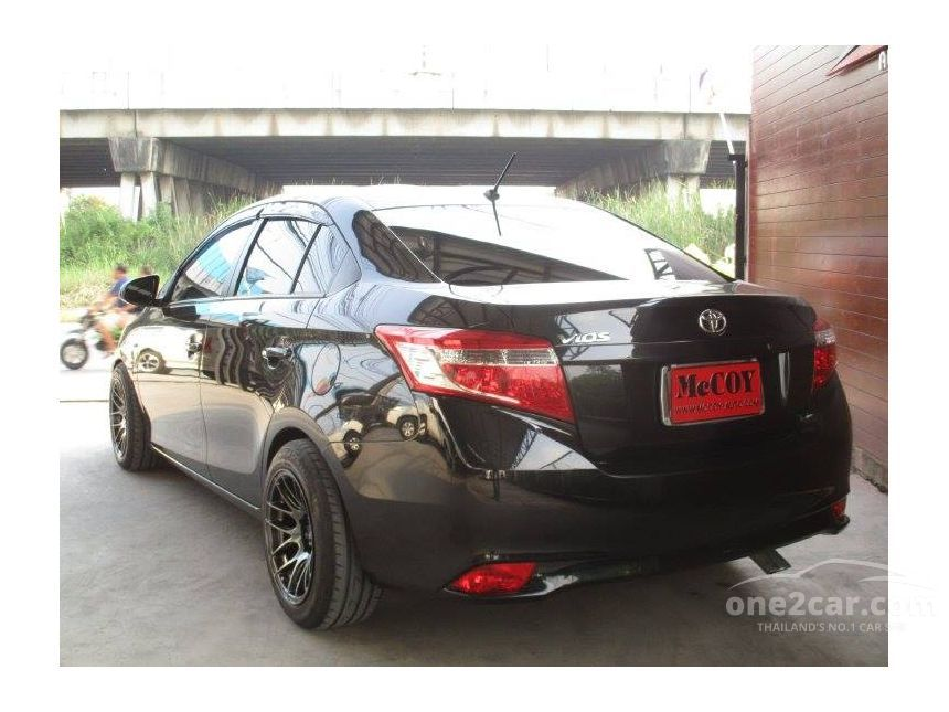 2014 Toyota Vios J Sedan