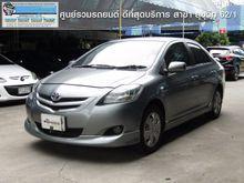 2007 Toyota Vios (ปี 07-13) J 1.5 AT Sedan