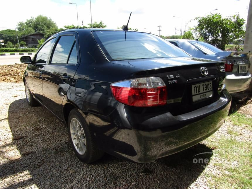 2006 Toyota Vios J Sedan