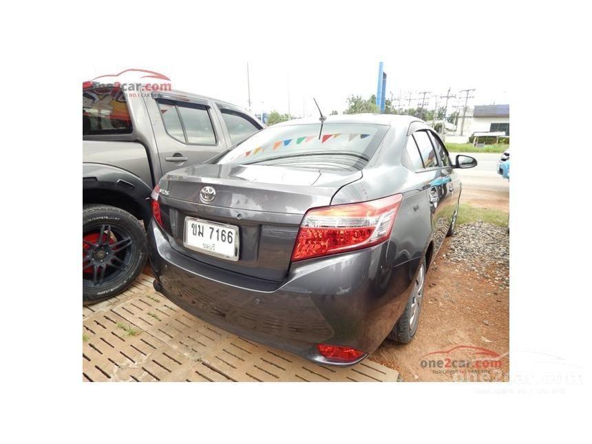 2014 Toyota Vios J Sedan