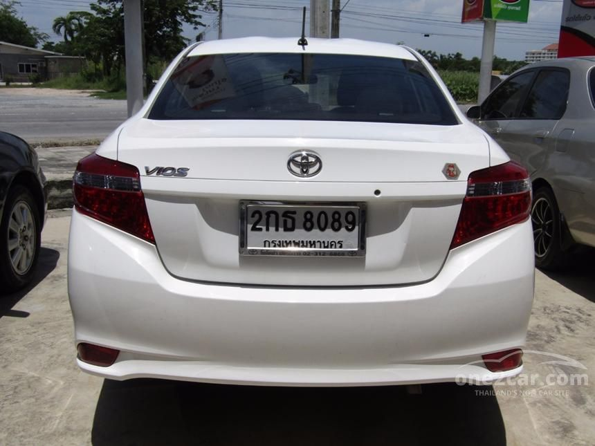 2013 Toyota Vios J Sedan