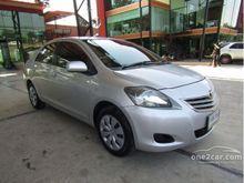 2012 Toyota Vios (ปี 07-13) J 1.5 AT Sedan